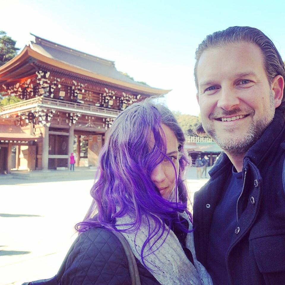 @thedashanddine's first foodie trip to Tokyo