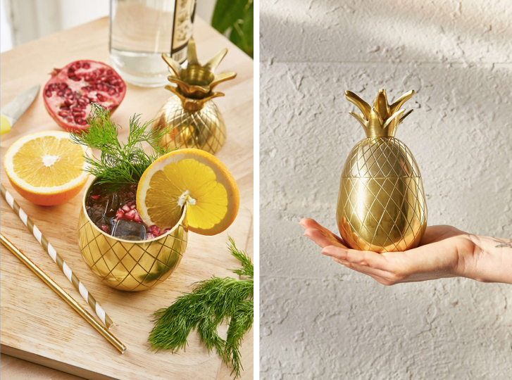 pineapple-cup -- alcohol gifts from @thedashanddine