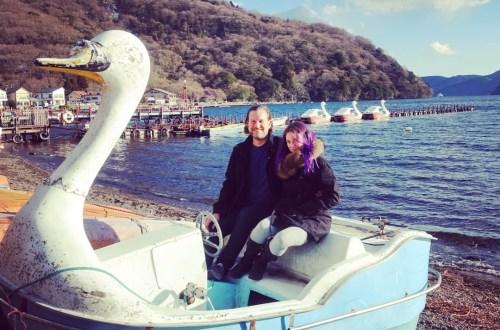 One day in Hakone - @thedashanddine