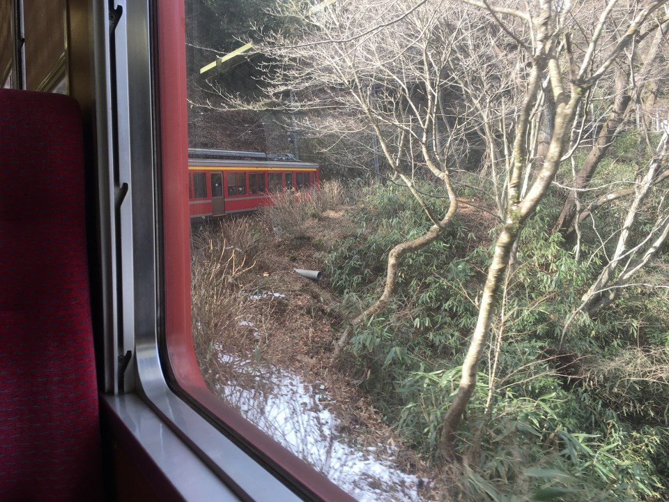Our quick trip to Hakone - @thedashanddine