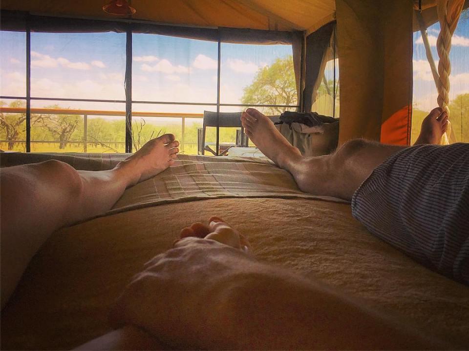 10 reasons a honeymoon safari isn't sexy - @thedashanddine