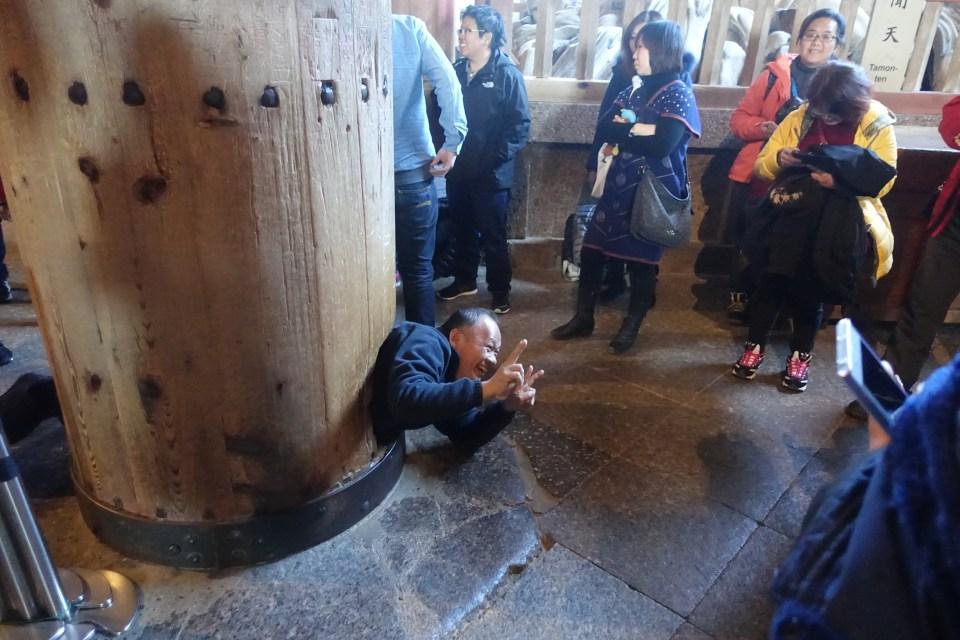 magical day trip to Nara, Japan - @thedashanddine