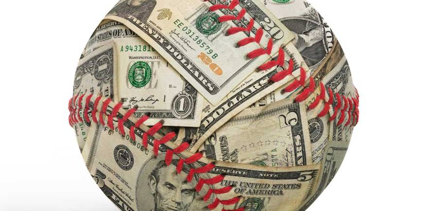 MLB v dolarech