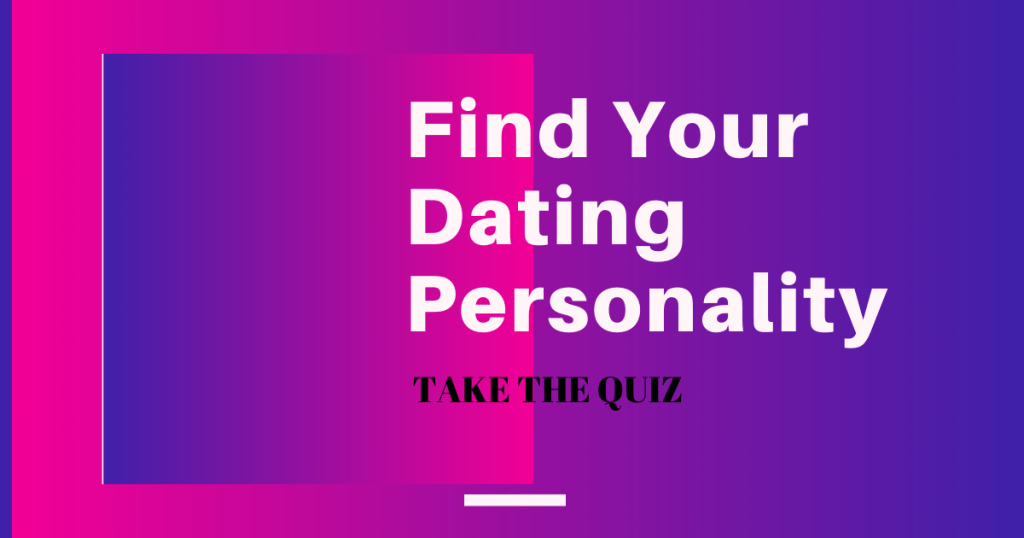 Find Your Dating Personality1