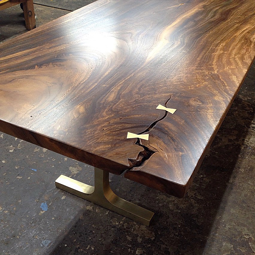 Custom Slab Tables Amp Live Edge Coffee Tables In San Diego