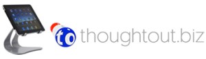 Thought Out - Stabile iPad stand