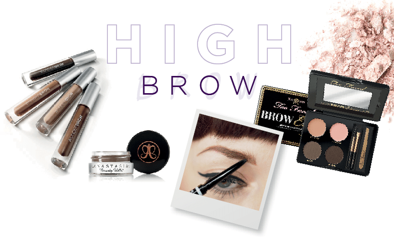 Brow to | brows on fleek