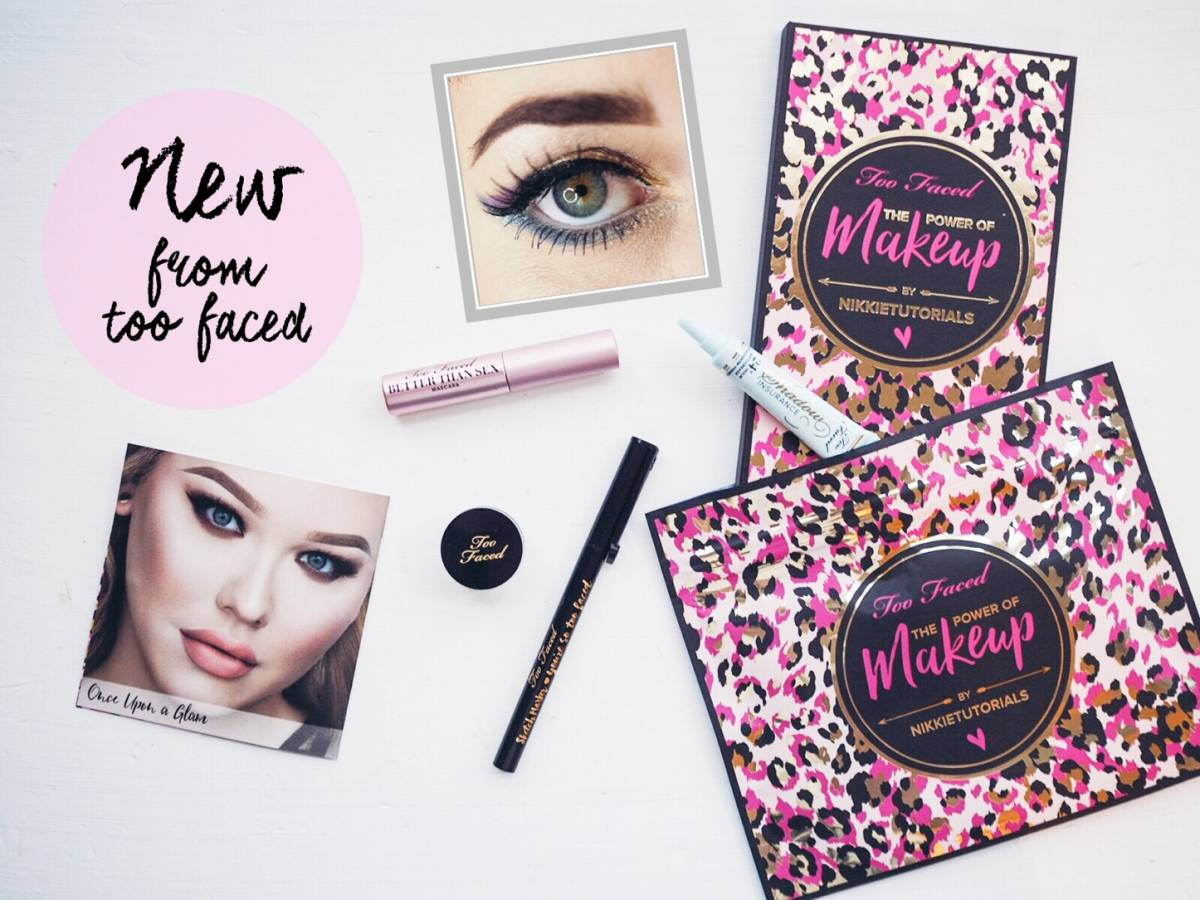 Too Faced Nikkie Tutorials | review