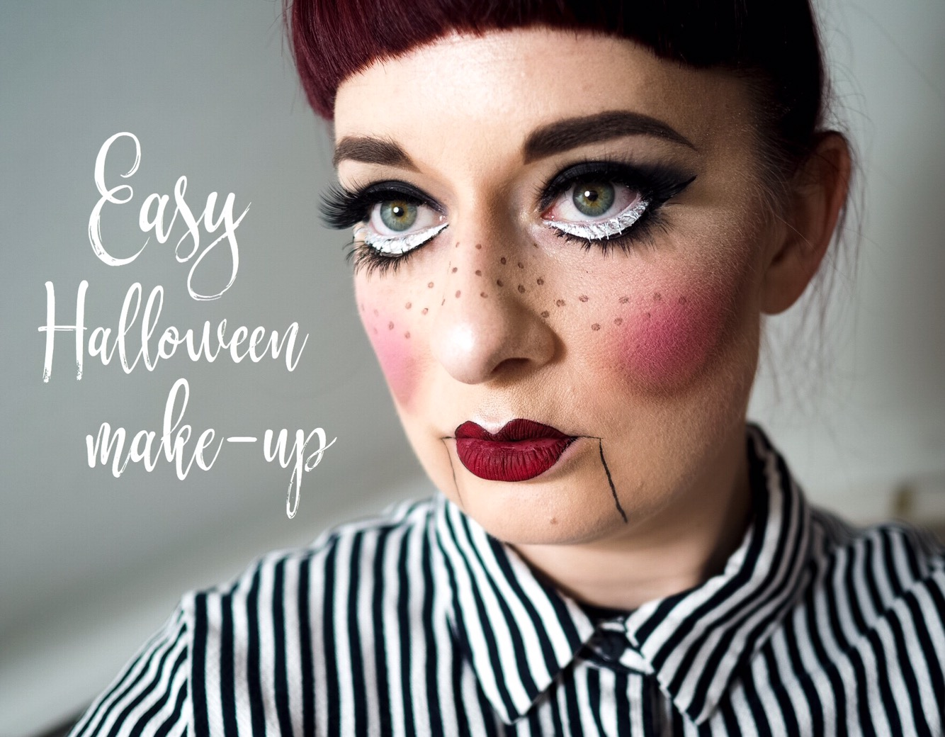 Quick & Easy Halloween Make-Up Looks