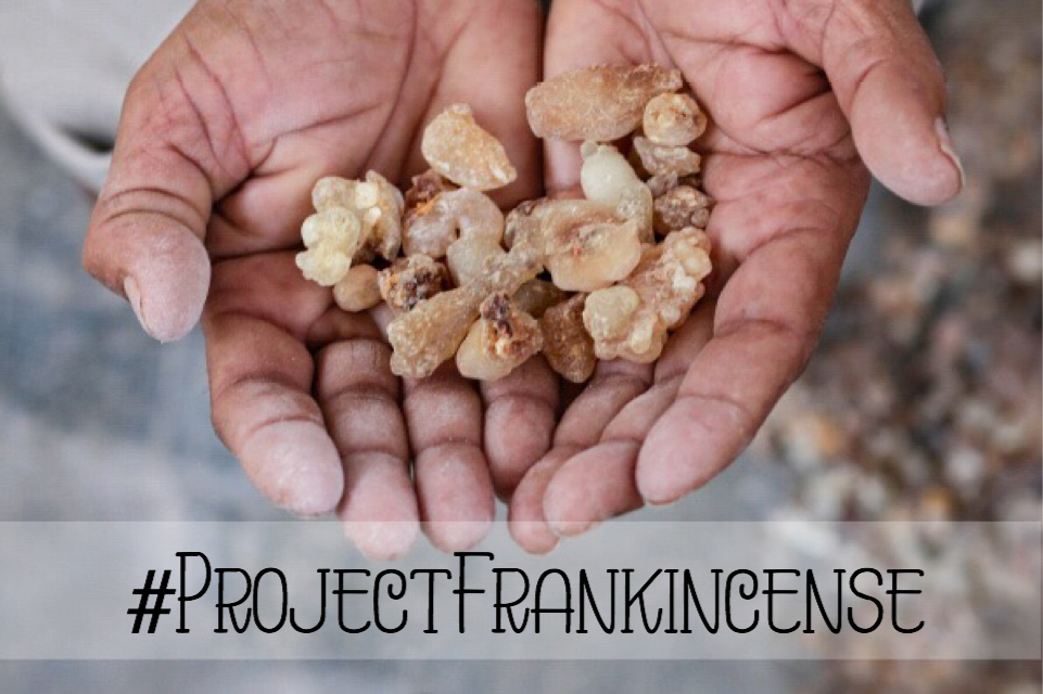 Neal's Yard Project Frankincense