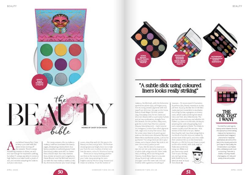 Beauty mag
