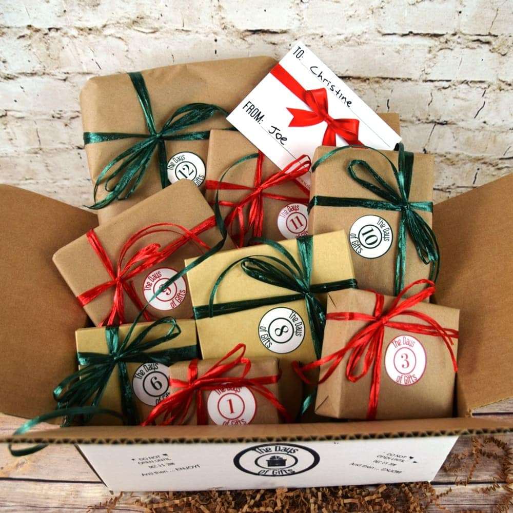 How to Turn The Days of Gifts into a Scavenger Hunt