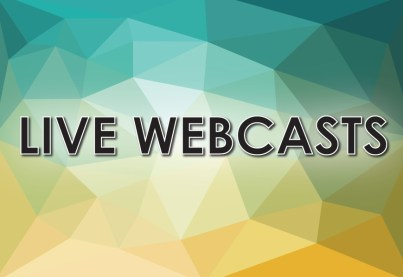 LIVE-WEBCASTS