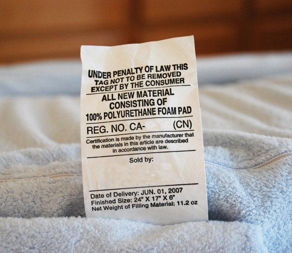 Law tag
