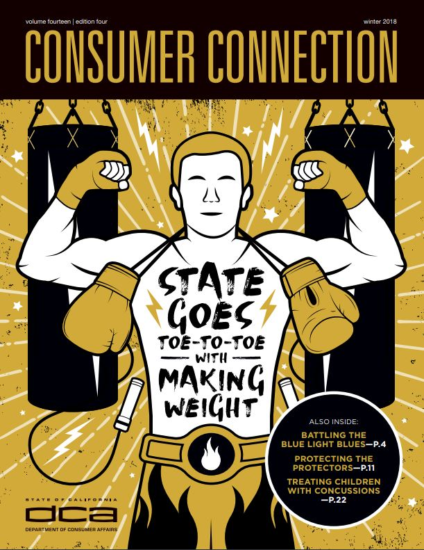 Click here to read the winter 2018 edition of Consumer Connection magazine.