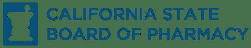 California State Board of Pharmacy logo