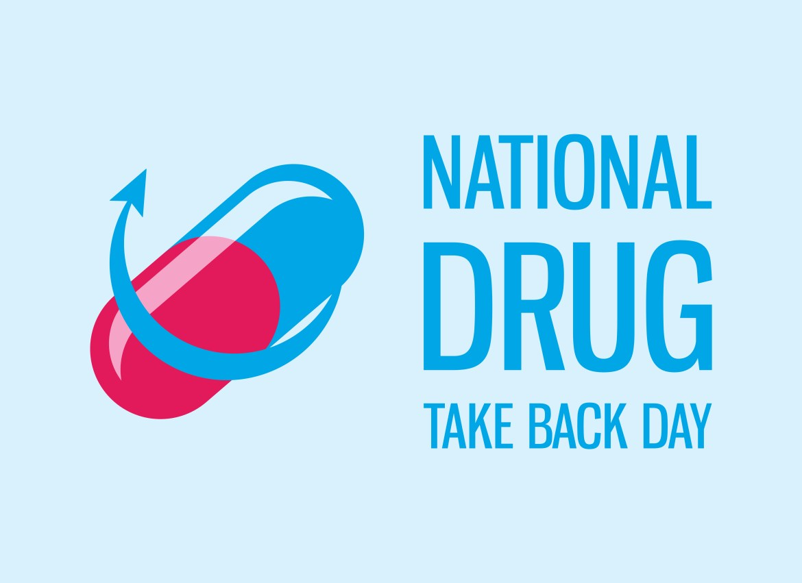 National Drug Take Back Day Logo