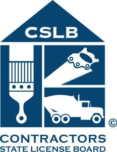 Contractors State License Board logo