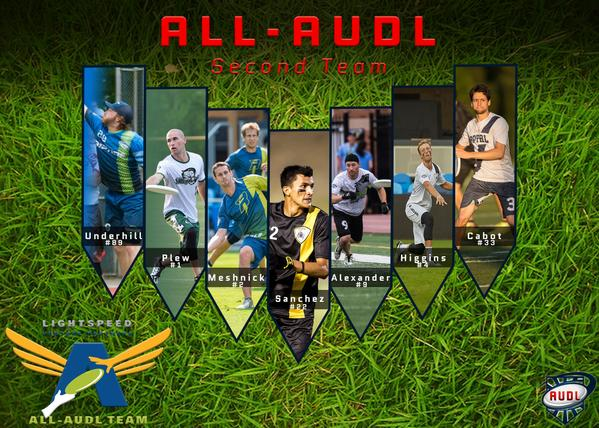 all_audl_2nd_team_2015