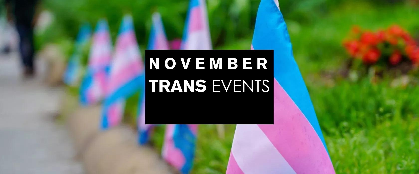 Transgender Events in DC