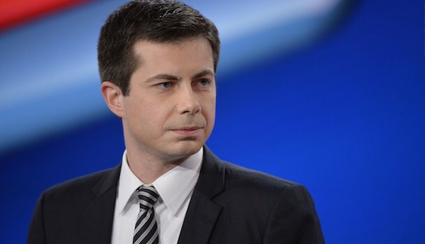 Mayor Pete Says All Trump Supporters are 'Racist' if You Support The Wall