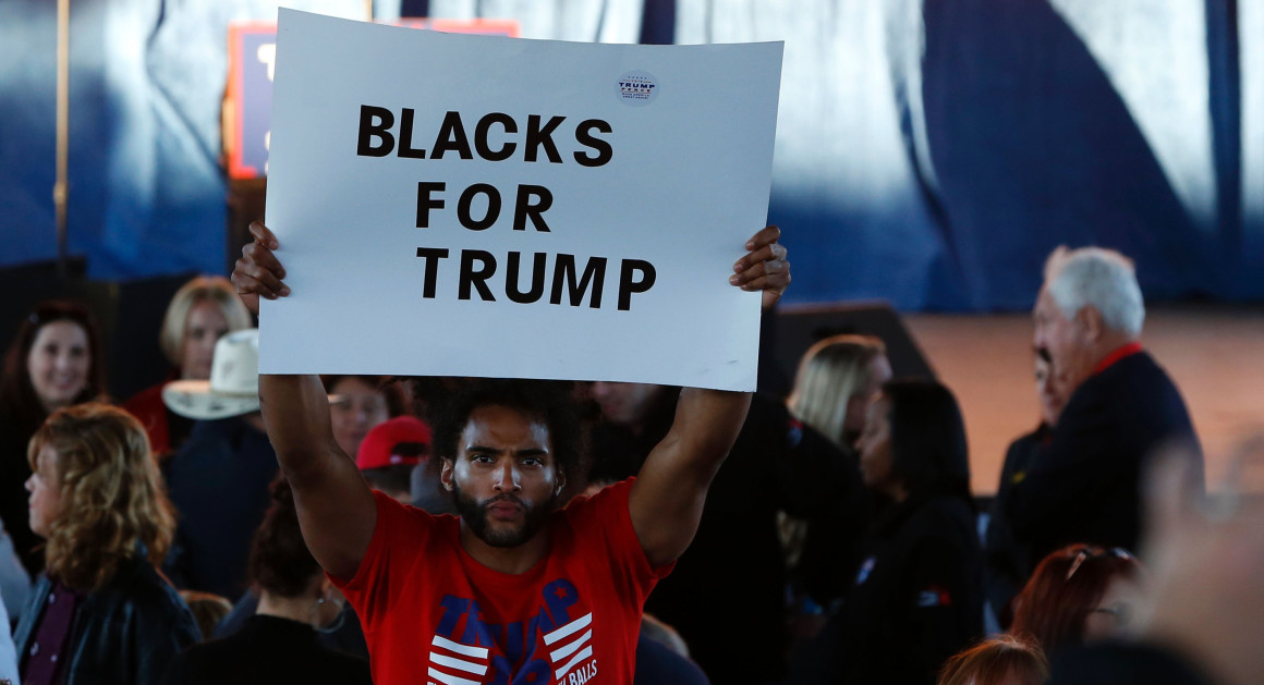 Two New Polls Show Massive Surge in Black Voter Support for President Trump in 2020