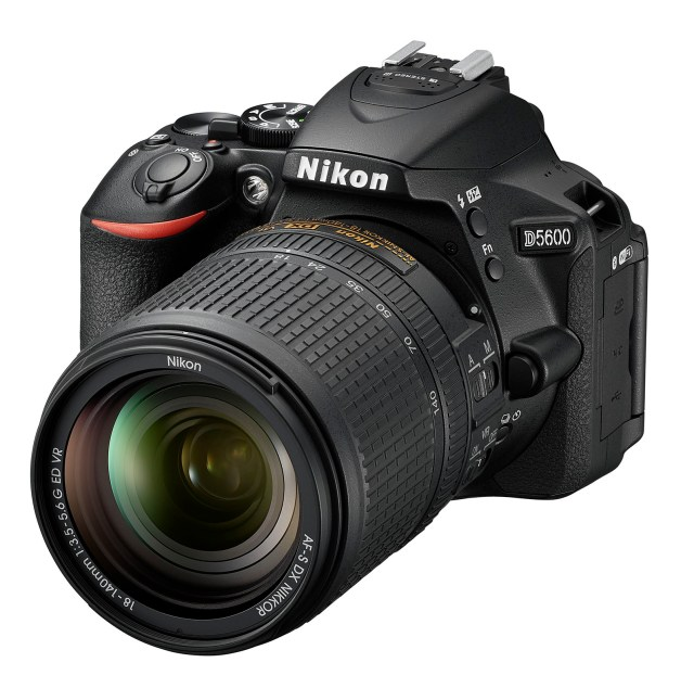 IGNITE THE ARTIST WITHIN: CAPTURE CREATIVELY, SHARE EASILY WITH THE NEW NIKON D5600