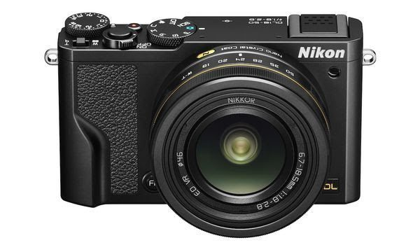 Nikon: Cancellation of release of the DL series of premium compact cameras