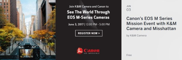 Canon Partners With Travel And Adventure Photographer, @Misshattan In Celebration Of The EOS