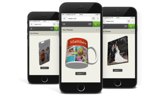 Taopix Announces New Version of its Photo Commerce Software