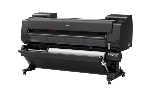 Canon U.S.A. Announces New Large-Format imagePROGRAF Inkjet Printer