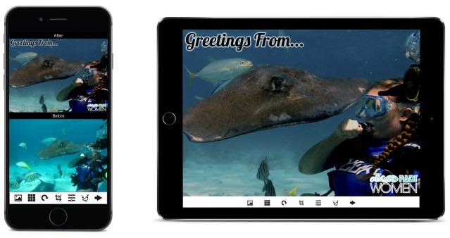 FREE Vivid-Pix Software to Celebrate PADI Women Dive Day