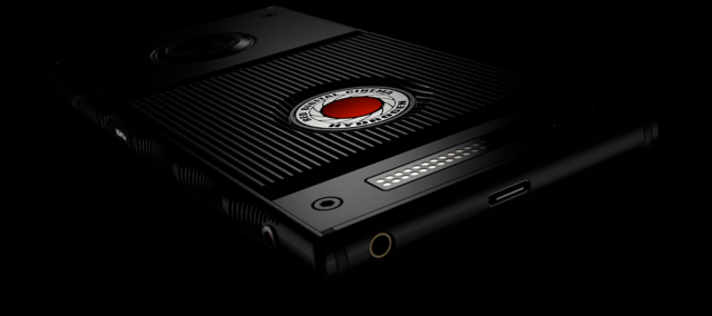 "RED announces HYDROGEN ""media"" smartphone"