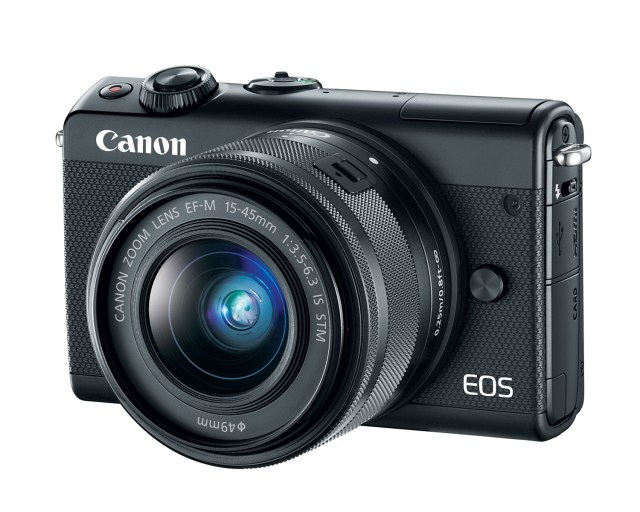 Step Up and Explore the Wonders of Photography With the Compact Yet Powerful New Canon EOS M100 Camera