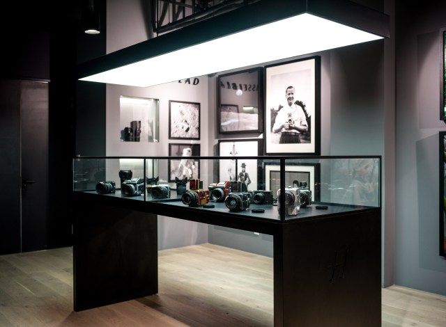 Hasselblad Opens First Chinese Retail Store in Shanghai