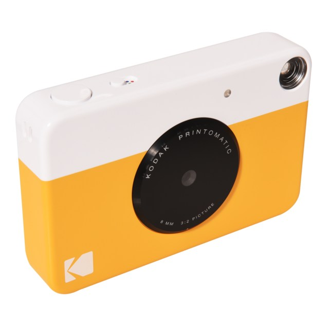 KODAK PRINTOMATIC Instant-Print Camera Captures the Moment
