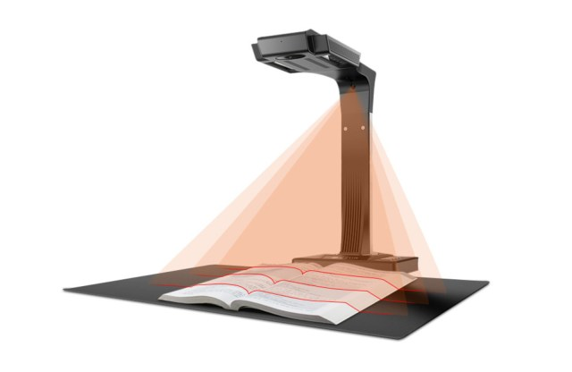 CZUR: Book Scanner Revolution Three Decades in the Making