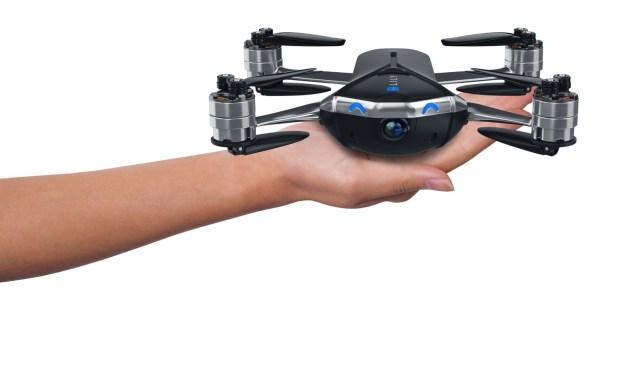 LILY debuts Lily Next-Gen Camera Drone