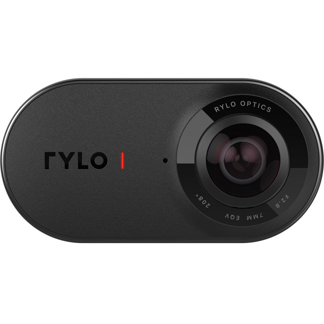 Rylo adds 180° mode, Bluetooth remote capture, and motion blur