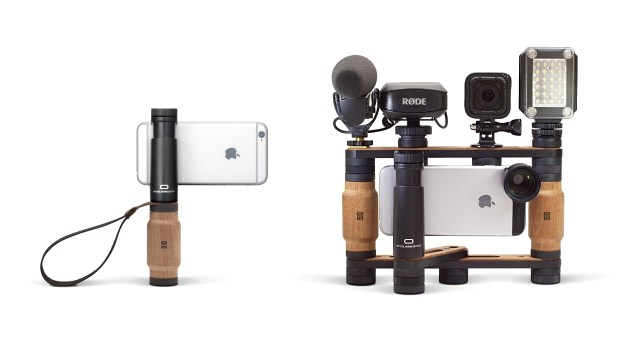 Shoulderpod Expands Mobile Tool Line with New Professional Accessories