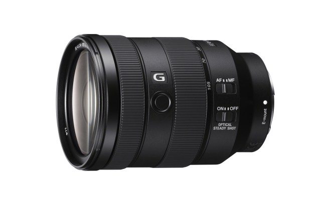 Sony Expands Full-Frame Lens Lineup with New Compact, Lightweight FE 24-105mm F4 G OSS Standard Zoom Covering Wide-angle to Mid-telephoto range