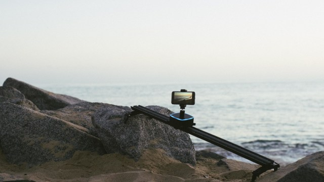 Dyno Equipment Introduces Trek – The World's First Modular, Motorized Camera Slider System for GoPros, Small Cameras and Smartphones