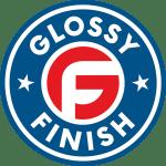 Glossy Finish logo