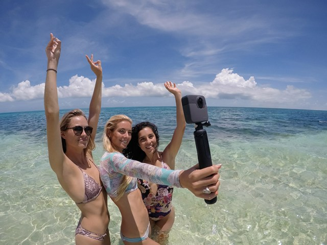 GoPro Fusion 360-Degree Camera Now Shipping