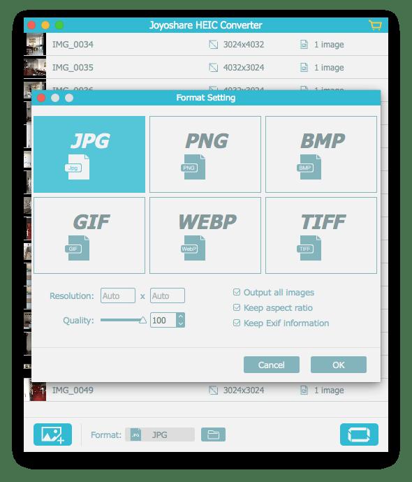 Joyoshare Introduces HEIC Converter – Convert iOS 11 HEIC to JPG, PNG