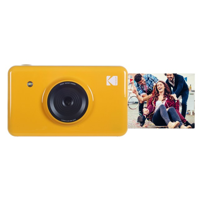 Kodak Expands Its Instant Print Camera Offerings with New KODAK Mini Shot Instant Camera