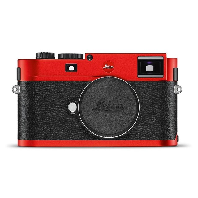 Leica Camera Unveils Special Edition M Camera with Striking Red Anodized Finish