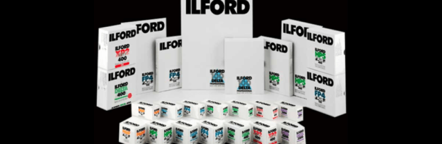 Ilford film resumes production following COVID-19 interruption