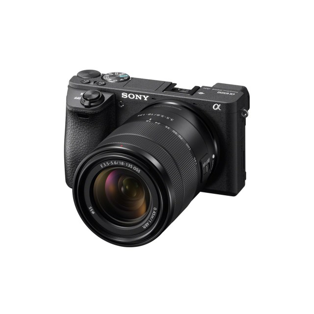 Sony Adds High Magnification, High Quality 18-135mm F3.5-5.6 APS-C Zoom Lens to E-mount Lens Lineup