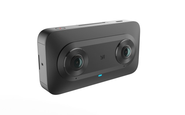 YI Technology and Google Unveil YI Horizon VR180 Camera at CES 2018
